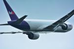 パンダさんが、成田国際空港で撮影したフェデックス・エクスプレス 777-FS2の航空フォト(写真)