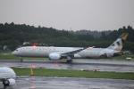 kikiさんが、成田国際空港で撮影したエティハド航空 787-9の航空フォト(写真)