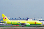 菊池 正人さんが、成田国際空港で撮影したS7航空 A320-214の航空フォト(写真)