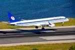 まいけるさんが、コルフ・イオアニス・カポディストリアス空港で撮影したベラヴィア航空 ERJ-190-200 LR (ERJ-195LR)の航空フォト(写真)