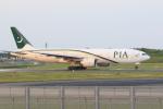 気分屋さんが、成田国際空港で撮影したパキスタン国際航空 777-2Q8/ERの航空フォト(写真)