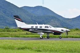 Gambardierさんが、岡南飛行場で撮影した日本個人所有 PA-46-500TP Meridian M500の航空フォト(写真)