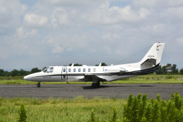 Gambardierさんが、岡南飛行場で撮影したいであ 560 Citation Ultraの航空フォト(写真)