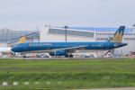 気分屋さんが、成田国際空港で撮影したベトナム航空 A321-231の航空フォト(写真)