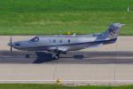 PASSENGERさんが、チューリッヒ空港で撮影したFuture Wings PC-12の航空フォト(写真)