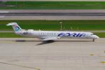 PASSENGERさんが、チューリッヒ空港で撮影したアドリア航空 CL-600-2D24 Regional Jet CRJ-900 NextGenの航空フォト(写真)