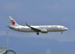 kix-boobyさんが、関西国際空港で撮影した中国東方航空 737-89Pの航空フォト(写真)