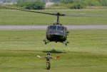 はれ747さんが、たきかわスカイパークで撮影した陸上自衛隊 UH-1Jの航空フォト(写真)
