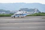 kumagorouさんが、仙台空港で撮影した海上保安庁 AW139の航空フォト(写真)