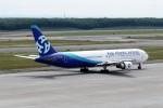 もぐ3さんが、新千歳空港で撮影したアジア・アトランティック・エアラインズ 767-383/ERの航空フォト(写真)