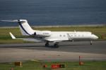 we love kixさんが、関西国際空港で撮影したUnknown Owner G500/G550 (G-V)の航空フォト(写真)