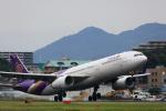 JA711Aさんが、福岡空港で撮影したタイ国際航空 A330-343Xの航空フォト(写真)