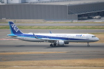らっしーさんが、羽田空港で撮影した全日空 A321-211の航空フォト(写真)