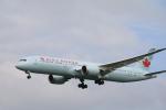 msrwさんが、成田国際空港で撮影したエア・カナダ 787-9の航空フォト(写真)