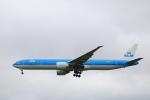 msrwさんが、成田国際空港で撮影したKLMオランダ航空 777-306/ERの航空フォト(写真)