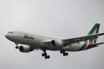 msrwさんが、成田国際空港で撮影したアリタリア航空 A330-202の航空フォト(写真)
