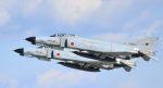こびとさんさんが、新田原基地で撮影した航空自衛隊 F-4EJ Kai Phantom IIの航空フォト(写真)