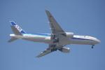 いっとくさんが、伊丹空港で撮影した全日空 777-281/ERの航空フォト(写真)