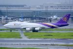 Dreamer-K'さんが、羽田空港で撮影したタイ国際航空 747-4D7の航空フォト(写真)