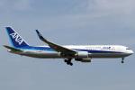 A-Chanさんが、成田国際空港で撮影した全日空 767-381/ERの航空フォト(写真)