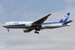 A-Chanさんが、成田国際空港で撮影した全日空 777-281の航空フォト(写真)