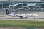 かずまっくすさんが、仁川国際空港で撮影したアシアナ航空 A321-231の航空フォト(写真)