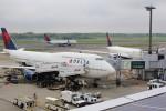 JA882Aさんが、成田国際空港で撮影したデルタ航空 747-451の航空フォト(写真)