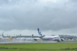 龙エアーさんが、成田国際空港で撮影した日本貨物航空 747-8KZF/SCDの航空フォト(写真)