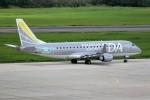 もぐ3さんが、新潟空港で撮影したフジドリームエアラインズ ERJ-170-200 (ERJ-175STD)の航空フォト(写真)