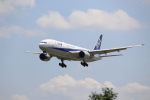 kageさんが、福岡空港で撮影した全日空 777-281/ERの航空フォト(写真)