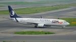 てつさんが、関西国際空港で撮影した山東航空 737-85Nの航空フォト(写真)