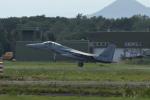 nobu_32さんが、千歳基地で撮影した航空自衛隊 F-15J Eagleの航空フォト(写真)
