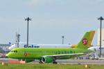 sukiさんが、成田国際空港で撮影したS7航空 A320-214の航空フォト(写真)