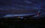 tutomuさんが、岡山空港で撮影した全日空 767-381の航空フォト(写真)