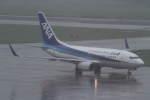 プルシアンブルーさんが、仙台空港で撮影した全日空 737-781の航空フォト(写真)