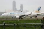 ばっきーさんが、成田国際空港で撮影したバニラエア A320-214の航空フォト(写真)