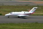 E-75さんが、新千歳空港で撮影した静岡エアコミュータ 525A Citation CJ2+の航空フォト(写真)