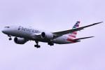 ばっきーさんが、成田国際空港で撮影したアメリカン航空 787-8 Dreamlinerの航空フォト(写真)