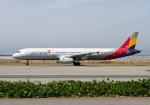 PGM200さんが、関西国際空港で撮影したアシアナ航空 A321-231の航空フォト(写真)