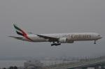 amagoさんが、関西国際空港で撮影したエミレーツ航空 777-31H/ERの航空フォト(写真)