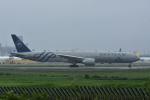 よしポンさんが、成田国際空港で撮影したKLMオランダ航空 777-306/ERの航空フォト(写真)