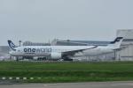 よしポンさんが、成田国際空港で撮影したフィンエアー A350-941XWBの航空フォト(写真)
