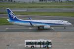 mototripさんが、福岡空港で撮影した全日空 737-881の航空フォト(写真)