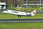 あしゅーさんが、福岡空港で撮影したジェイ・エア CL-600-2B19 Regional Jet CRJ-200ERの航空フォト(写真)