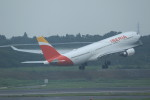 Espace77さんが、成田国際空港で撮影したイベリア航空 A330-202の航空フォト(写真)