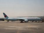 チャッピー・シミズさんが、カルガリー国際空港で撮影したエア・カナダ 777-333/ERの航空フォト(写真)