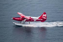 チャッピー・シミズさんが、バンクーバー・ハーバー・ウォーター空港で撮影したハーバー・エア・シープレーンズ DHC-3T Vazar Turbine Otterの航空フォト(写真)