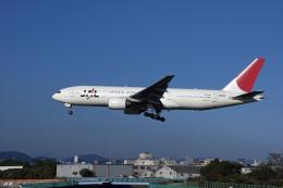 Gambardierさんが、伊丹空港で撮影した日本航空 777-289の航空フォト(写真)
