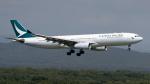 うみBOSEさんが、新千歳空港で撮影したキャセイパシフィック航空 A330-343Xの航空フォト(写真)