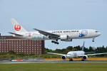トロピカルさんが、成田国際空港で撮影した日本航空 767-346/ERの航空フォト(写真)